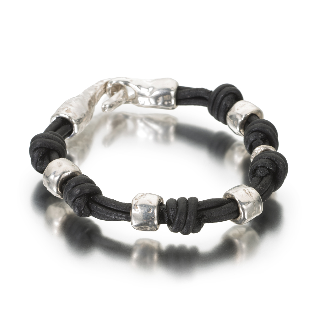 Ancient Bead Bracelet - Men