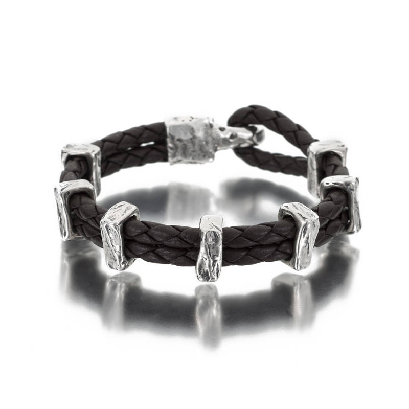 Bountiful Rivers Bracelet - Men