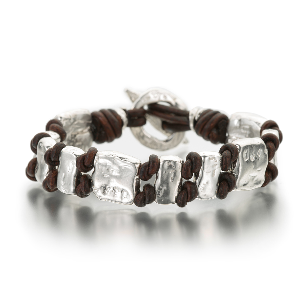 Skipping Stone Bracelet - Men