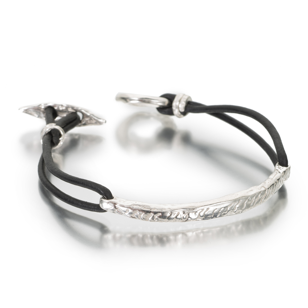 Solo Weathered Branch Bracelet - Men